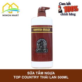 Sữa tắm Ngựa Top Country Thái Lan chai 500ml - 1 TẮM NGỰA