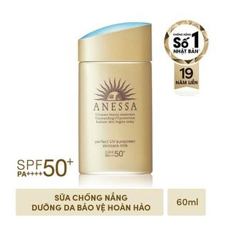 Sữa chống nắng dươ ng da bảo vệ hoàn hảo SPF 50+ PA++++ 60ml - 16152 thumbnail