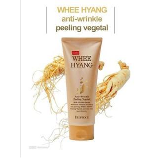 Tẩy tế bào chết Chiết xuất Nhân Sâm DEOPROCE Whee Hyang Anti-Wrinkle Peeling Vegetal - DEO00016 thumbnail