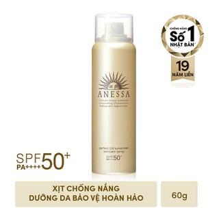 Xịt chống nắng dươ ng da bảo vệ hoàn hảo SPF 50+ PA++++ 60g - 16174 thumbnail