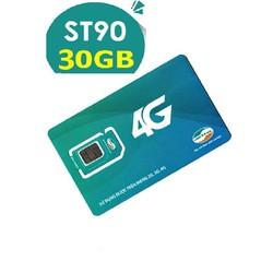 Sim dcom 4g viettel- sim truy cập mạng tốc độ nhanh nhất- tặng 30gb/ tháng