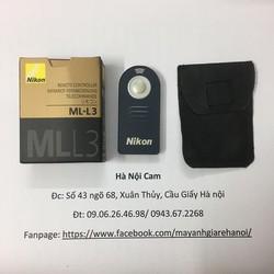 Remote điều khiển chụp từ xa cho máy ảnh Nikon