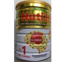 Sữa bột Nuti IQ Gold 1 400g (Date 08/8/2020)