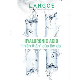 Bộ Tẩy Tế Bào Chết Da Mặt 100ml và Serum Collagen+ Hyaluronic Acid Dưỡng Da 100ml LANGCE - LA565-428 6