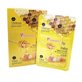 [Hàng chính hãng] Mặt nạ dưỡng trắng mật ong FenFang Thái Lan - FenFang10