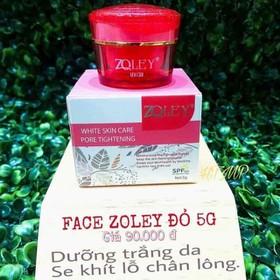 Kem dưỡng trắng da _zoely đỏ 5 gram - trang5