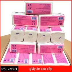 Khăn giấy - giấy ăn hàng không cao cấp combo 5 gói