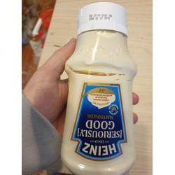 Xốt mayonnaise Heinz good 395g -400ml