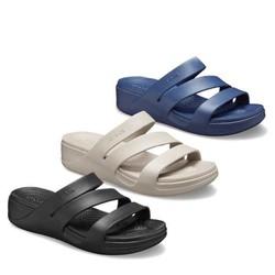 Giày sandal nhựa -crocs- đi mưa Monterey Strappy chống hôi chân. giầy crocs. chống trơn trượt. Giày -crocs- đi biển, đi phượt