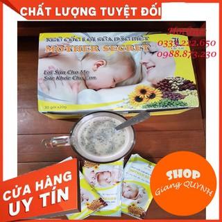 NGŨ CỐC LỢI SỮA LẠC LẠC LOẠI 30 GÓI Ngũ cốc lợi sữa ngu coc loi sưa - LAC LAC 30 1 thumbnail
