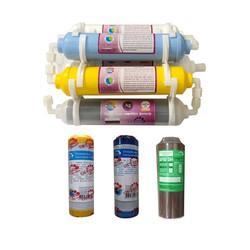 Bộ lõi lọc từ 1-8 dùng cho máy lọc nước Nano Geyser TK8