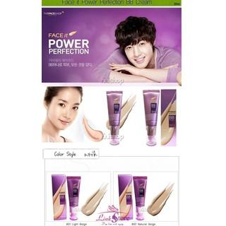 Kem Nền Dạng Tuýp The Face Shop Power Perfection BB Cream 20gram - bbx0058 4