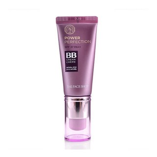 Kem Nền Dạng Tuýp The Face Shop Power Perfection BB Cream 20gram - bbx0058 7