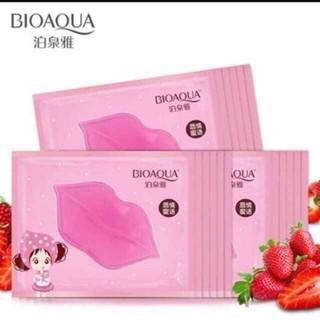 Combo 10 mặt nạ môi Bioaqua - BH342 thumbnail