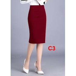 Chân váy bút chì cao cấp C3