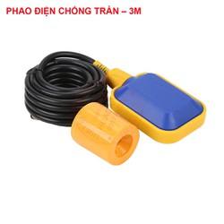 Phao điện tự động dùng cho máy bơm nước - dài 3met.