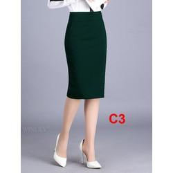 Chân váy bút Chì Công Sở C3
