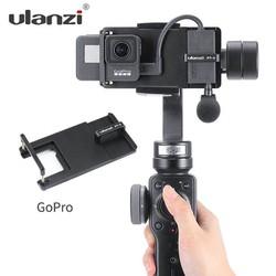 Ngàm Ulanzi PT-6 gắn GoPro lên gimbal