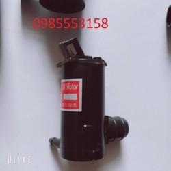 Mô tơ máy bơm nước rửa kính 12V- 24V, Hàng xịn