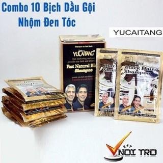 Combo 2 Dầu gội nhuộm tóc đen-00 - 0021020128-00 thumbnail