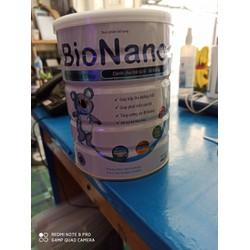 Sữa tháng tiêu hóa tốt, hấp thụ dinh dưỡng,tăng cường sức đê kháng BIO NANO Kids Gold Step 06 đến 36 tháng 900g