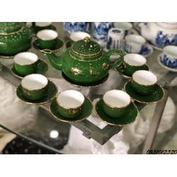 bộ ấm trà phúc lộc thọ