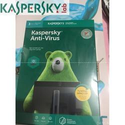 Mã code Kaspersky phần mềm diệt virus Anti-Virus 3 PC 2019 chính hãng