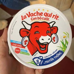Hộp 8 miếng phô mai con bò cười cho bé