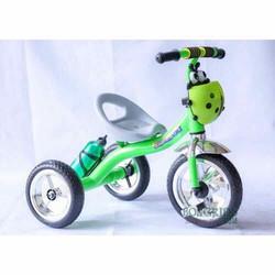 Xe Đạp 3 Bánh Bình Nước - Giỏ Con Bọ - xe 3 bánh cánh cứng