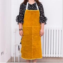 Combo 2 Tạp dề chống thấm nước, chống thấm dầu thiết kế 2 khăn lau tay San Ho phong cách Hàn Quốc