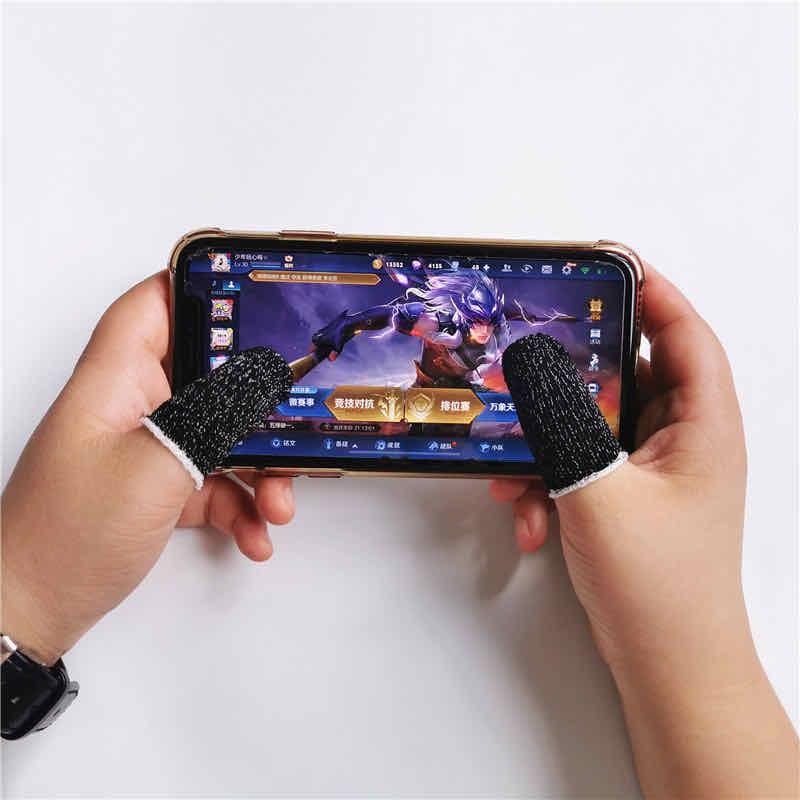 Bao tay cảm ứng chống mồ hôi tay chơi game – fgs