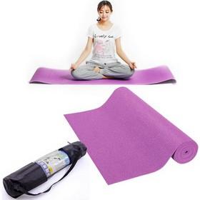 Thảm tập yoga có túi đựng, Thảm tập Yoga có túi đeo chống trượt màu ngẫu nhiên - Winwinshop88 - Thảm tập yoga có túi màu ngẫu nhiên