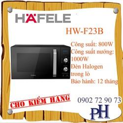 Lò Vi Sóng Có Nướng Hafele HW-F23B