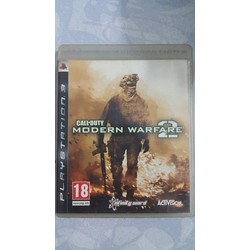 Đĩa PS3 game Call of Duty Modern Warfare 2 còn mới