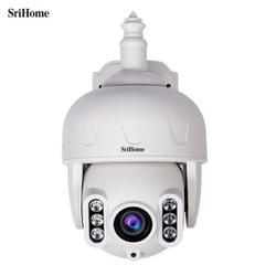 [ TẶNG THẺ NHỚ 32G YOOSEE ] SRICAM SH028 3.0MP Camera IP Ngoài Trời Chống Nước 5X Zoom Quang Wifi Camera 360  P2P 2 Âm Thanh Không Dây giám Sát Camera Quan Sát PTZ
