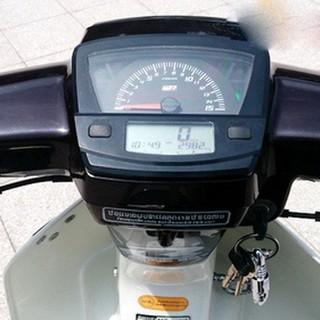 Đồng hồ điện tử Uma cho xe Dream G1340 - G1340 5