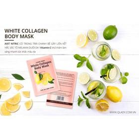 ủ trắng chanh QLADY chính hãng - ủ trắng chanh