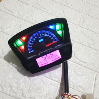 Đồng hồ điện tử Uma cho xe Dream G1340 - G1340 7