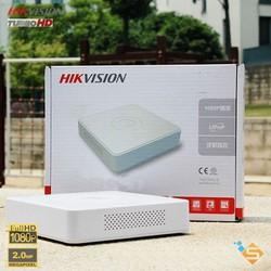 Đầu Ghi Hình Camera HD-TVI Turbo 3.0 2MP HIKVISION DS-7104HGHI-F1 - Camera bán chạy số 1 thế giới [ĐƯỢC KIỂM HÀNG] [ĐƯỢC KIỂM HÀNG]