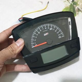 Đồng hồ điện tử Uma cho xe Dream G1340 - G1340 8