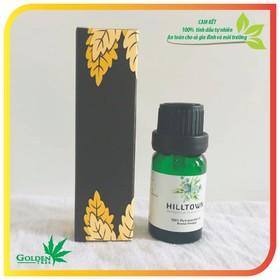 Tinh dầu thiên nhiên - Tinh dầu xông cảm Hilltown - Lọ 10ml - TDXCHilltown