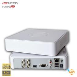 Đầu Ghi Hình Camera HD-TVI Turbo 3.0 2MP HIKVISION DS-7104HGHI-F1 - Camera bán chạy số 1 thế giới [ĐƯỢC KIỂM HÀNG]