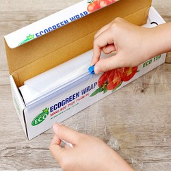 Màng bọc thực phẩm PE Green Eco 30cm x 100m