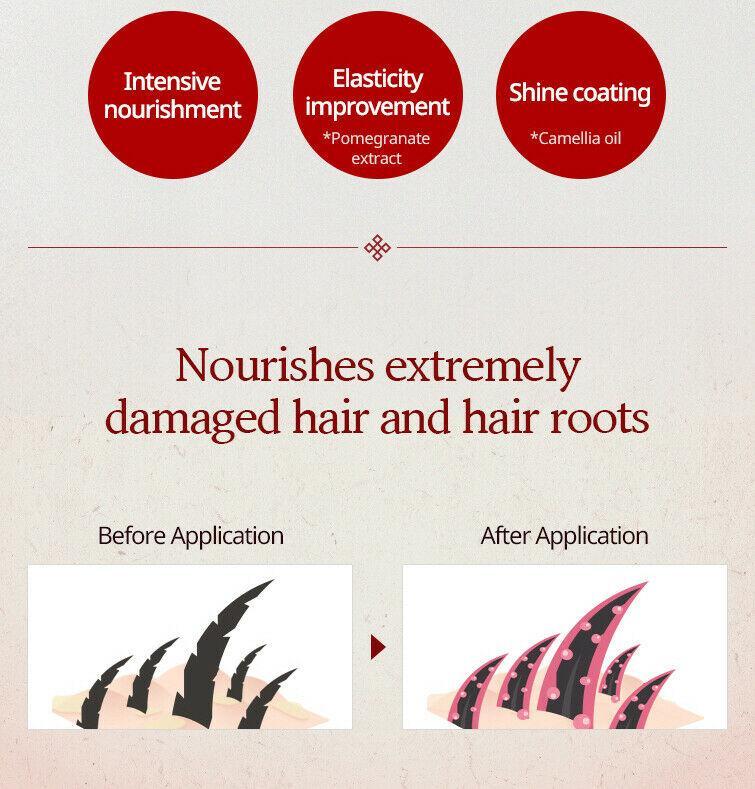 RYO Hambit Damage Care Shampoo - 500ml or Conditioner - 500ml ...