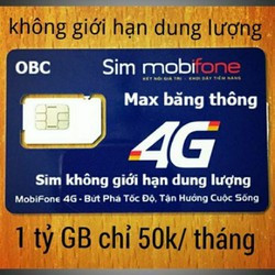 7 SIM MOBIFONE dip50