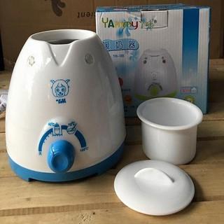 MÁY HÂM NÓNG SỮA TRẺ EM - ủ sữa Yummy - ủ sữa - UK214 thumbnail