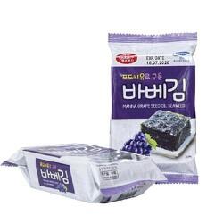 Rong biển nho Hàn Quốc Manna Food (3 gói )
