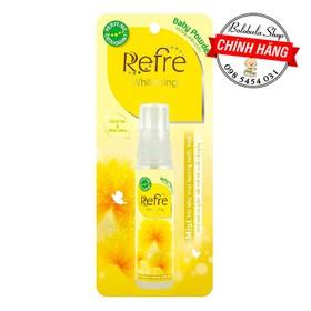 Xịt khử mùi dưỡng trắng Refre Whitening 30ml - XIT-REFRE-30ML