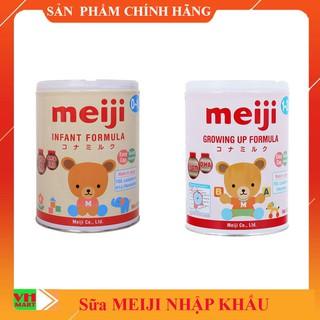 Sữa MEIJI nhập khẩu 800g số 0 và 1 dành cho bé từ 0 đến 3 tuổi - meiji800g thumbnail