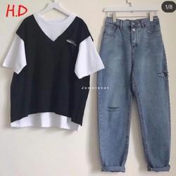 set quần áo nữ